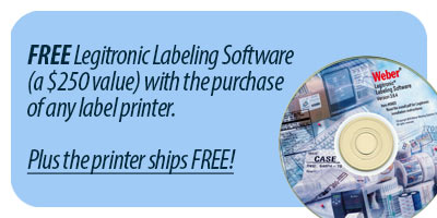 Free Legitronic Labeling Software