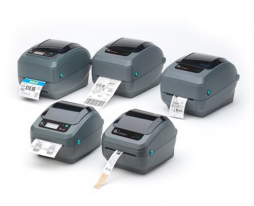 Zebra GX label printers