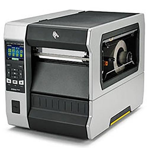 The Zebra ZT600 Series thermal-transfer label printers